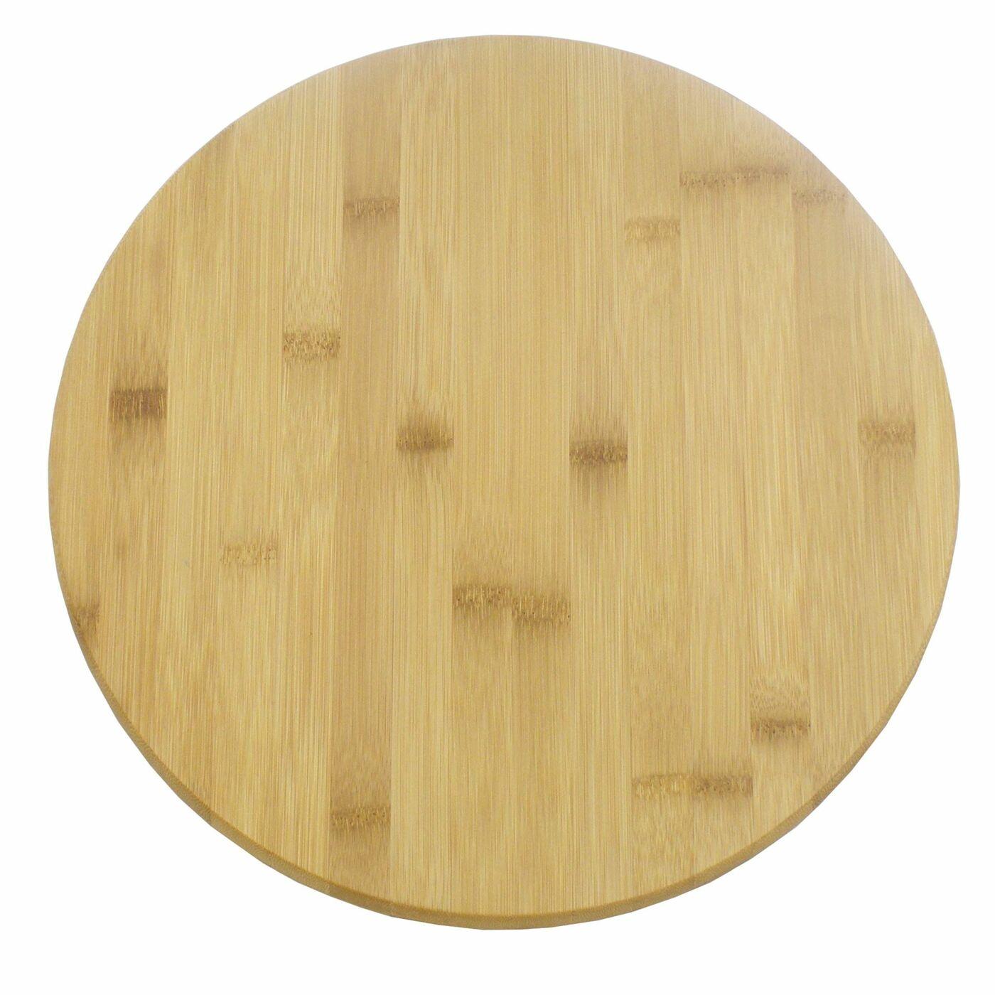Deska Do Serwowania Obrotowa Bambusowa Tadar 35 X 2 5 Cm Tadar Pl