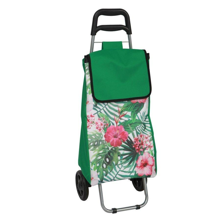 Wózek na zakupy torba na kółkach Tadar Coffee Cups kup